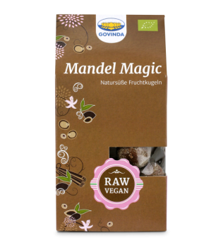 Mandel Magic Bio 120g - Govinda